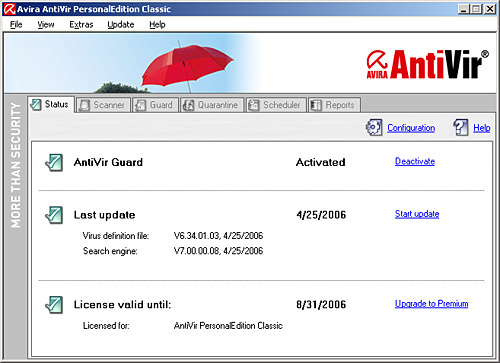 Avira Antivir Download