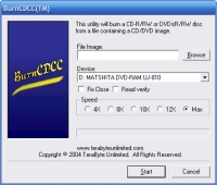 Burn CDCC Download