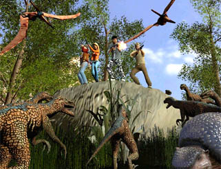 Dino Hunters Download