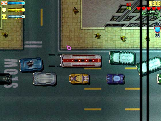 GTA2 (Grand Theft Auto)