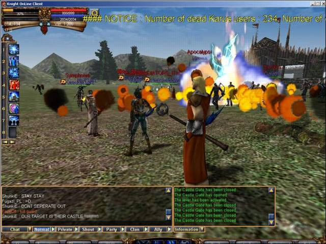 Knight Online World Download