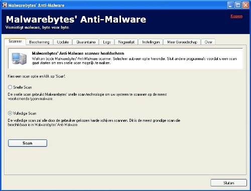 Malwarebytes' Anti-Malware Download