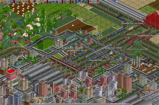 Open Transport Tycoon Deluxe Download