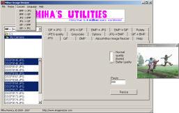 Mihov Image Resizer