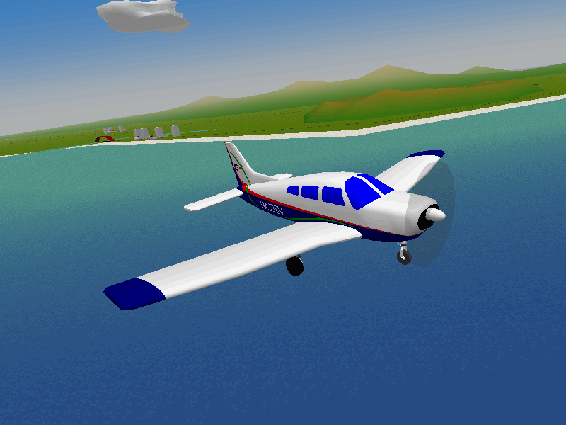 YS Flight Simulation System 2000 Download